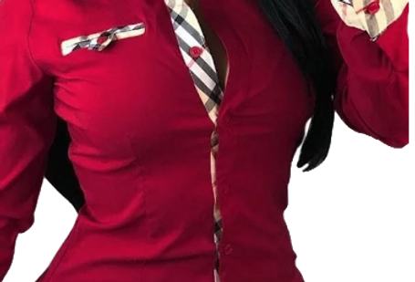 Work Ready Red Top