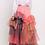 Thumbnail: Pink Multi Tiered Skirt