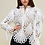Thumbnail: Crochet Lace Fashion Top