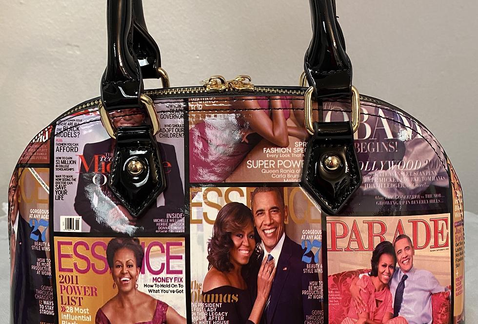 Michelle O Mag Bag