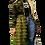 Thumbnail: Rainbow Animal/Camo Print Long Sleeve Zipper Front Jacket