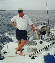 RYA Instructor Capt. Mark Thompson
