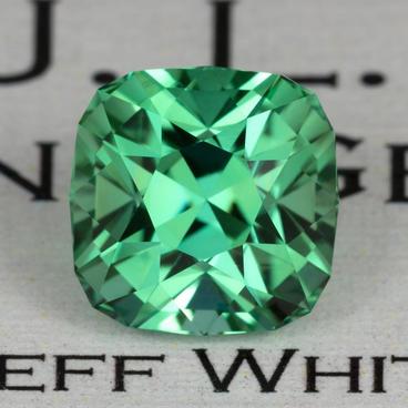 4.98 ct. Green Tourmaline