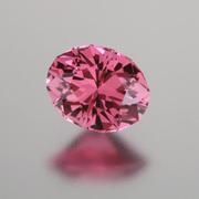 2.04 ct. Orangy-Pink Sapphire