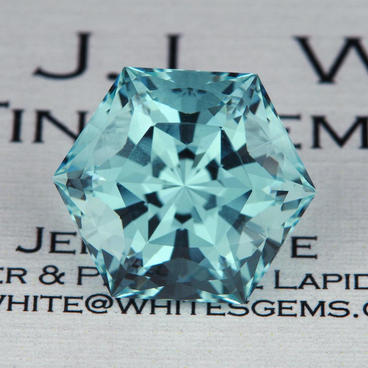 15.27 ct. Aquamarine