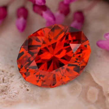 4.34 ct. Spessartite Garnet