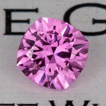 1.34 ct. Pink Sapphire