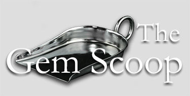 The Gem Scoop Newsletter Logo