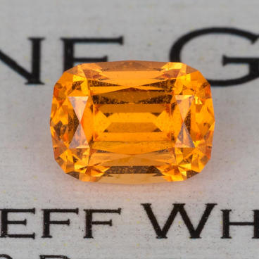 2.65 ct. Spessartite Garnet