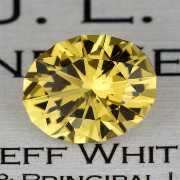 4.15 ct. Golden Beryl