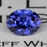 2.08 Bluish-Purple Sapphire