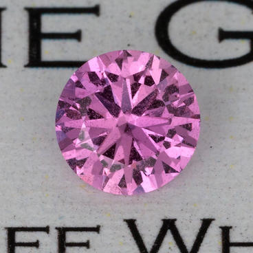 0.98 ct. Pink Sapphire