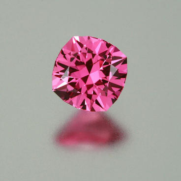 1.41 ct. Orangy-Pink Sapphire