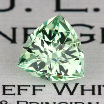 3.84 ct. Mint Garnet