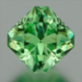 2009 Gemmy Award-Winning Precision-Cut Peridot
