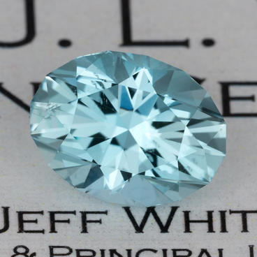 5.60 ct. Aquamarine