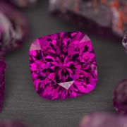 5.86 ct. Purple Garnet