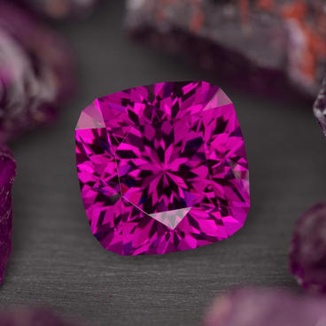 5.86 ct. Purple Garnet