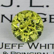4.31 ct. Greenish-Yellow Tourmaline