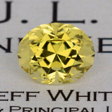3.22 ct. Golden Beryl