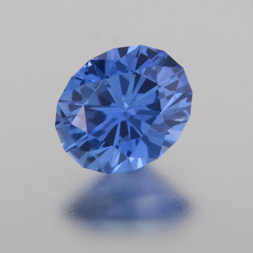 2.93 ct. Blue Sapphire