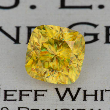 3.56 ct. Sphene