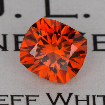 4.25 ct. Spessartite Garnet