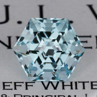 7.04 ct Aquamarine