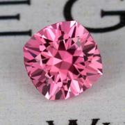 0.79 ct. Padparadscha Sapphire