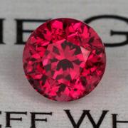 2.32 ct. Reddish-Pink Spinel