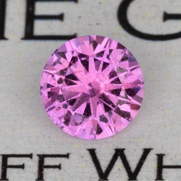 0.91 ct. Pink Sapphire