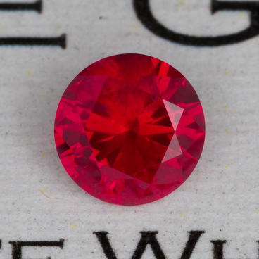 0.61 ct. Ruby