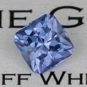 1.96 ct. Purplish-Blue Sapphire