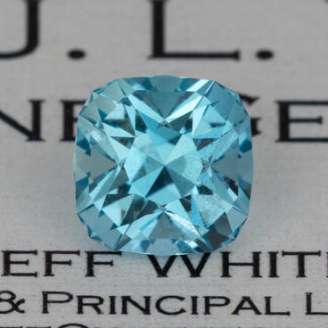 3.69 ct. Aquamarine