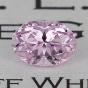 1.55 ct. Pink Sapphire
