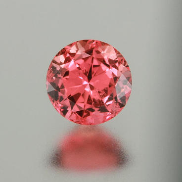 1.18 ct. Pinkish-Orange Sapphire