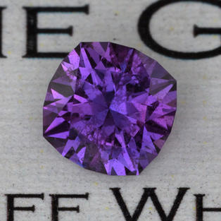 1.32 ct. Purple Sapphire