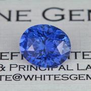 4.00 ct. Blue Sapphire