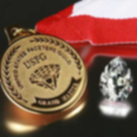 2009 USFG Winning Custom Cut Gemstone