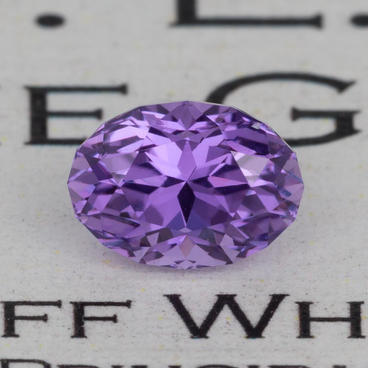1.46 ct. Purple Sapphire