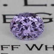 1.27 ct. Lavender Spinel