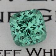 3.07 ct. Bluish-Green Tourmaline