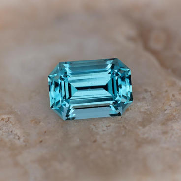 7.60 ct. Aquamarine