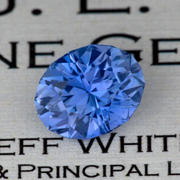 3.88 ct. Blue Sapphire
