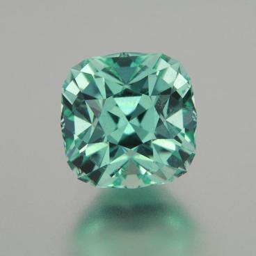 4.66 ct. Bluish-Green Tourmaline