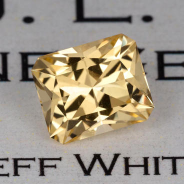 2.39 ct. Golden Beryl