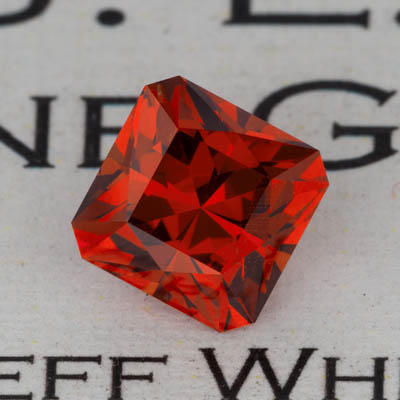 2.41 ct. Spessartite Garnet