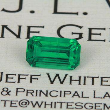 1.59 ct. Emerald