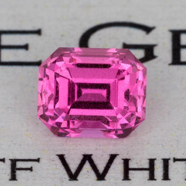 1.68 ct. Pink Sapphire