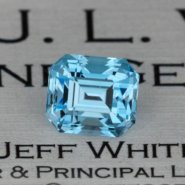 3.19 ct. Aquamarine